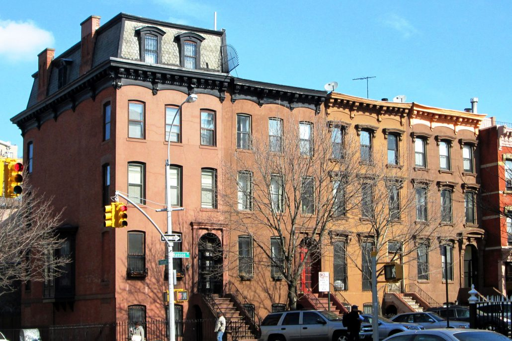 Fort Greene rentals and real estate