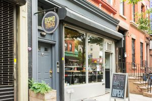 Domo Taco in Crown Heights