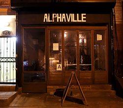 Alphaville in Bushwick