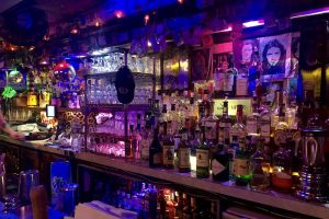 Charles Hanson's 169 Soul Jazz Oyster Bar in Lower East Side