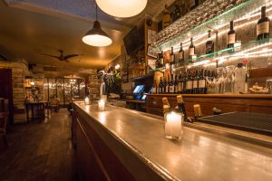 Bacchus Bistro & Wine Bar in Downtown Brooklyn