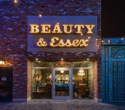 Beauty & Essex in Lower East Side