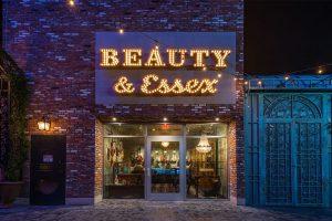 Beauty & Essex in Lower East Side
