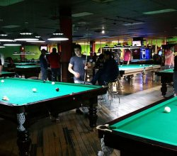 Boardwalk Billiards in Brighton Beach