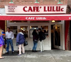 Cafe Luluc in Gowanus