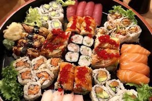 East Sushi Bistro in Madison