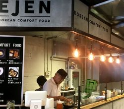 Ejen Korean Comfort Food in Sunset Park