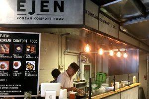 Ejen Korean Comfort Food in Sunset Park