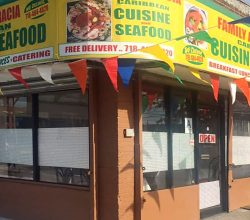 Family Altagracia Caribbean Cuisine in East Flatbush