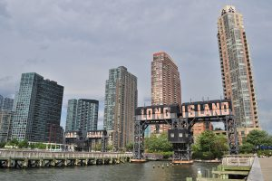Gantry Plaza State Park in Lic