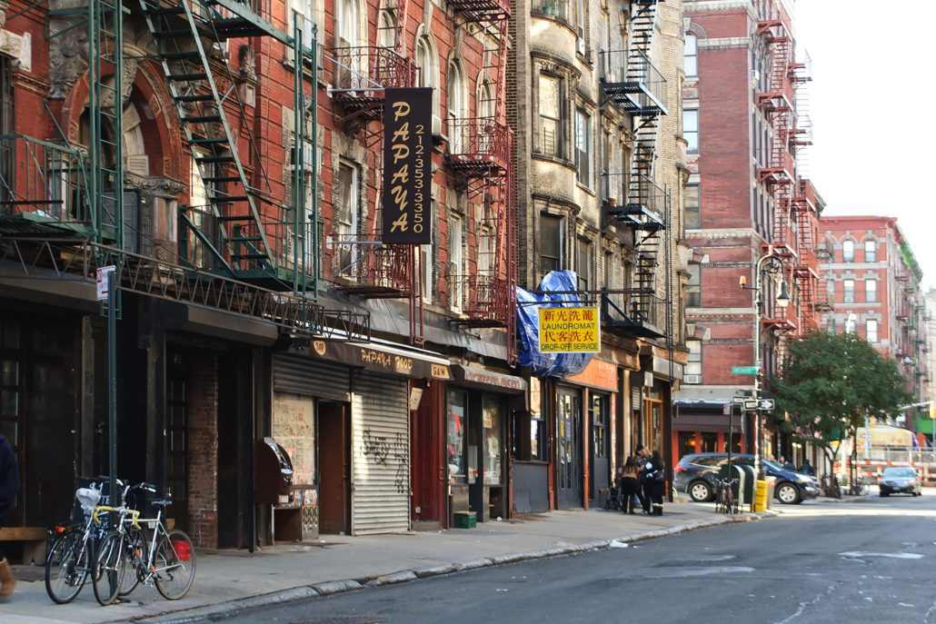Lower East Side rentals and real estate