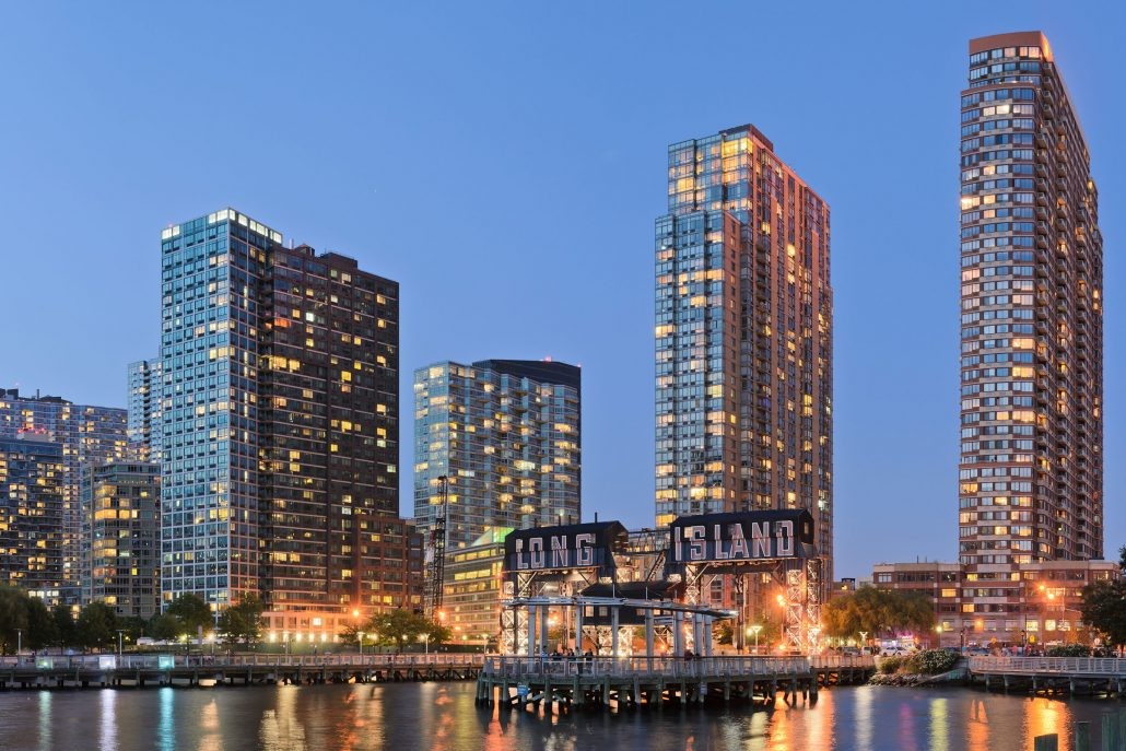Long Island City rentals and real estate