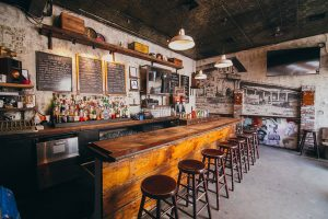 Mission Dolores Bar in Gowanus