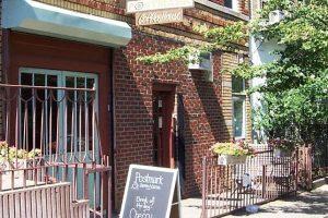 Postmark Cafe in Park Slope