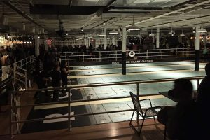 The Royal Palms Shuffleboard Club in Gowanus