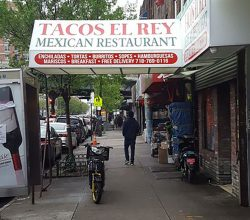 Tacos El Rey in Brighton Beach