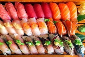 Taro Sushi in Prospect Heights