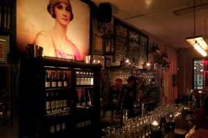 The Baroness Bar + Kitchen in Lic