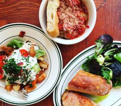 The Meatball Shop in Lower East Side