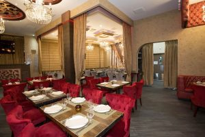 Vis à Vis Restaurant and Lounge in Brighton Beach