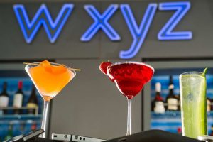 W XYZ Bar in Downtown Brooklyn