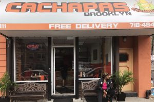 Cachapas Brooklyn in East New York
