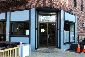Hamilton's in Kensington