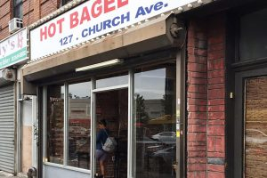 Hot Bagels in Kensington
