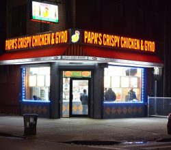 Papa's Halal in Brownsville
