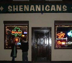 Shenanigans Pub in Kensington