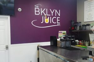 The Bklyn Juice Bar in East New York