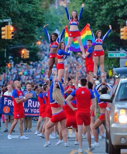 Brooklyn Pride Twilight Parade